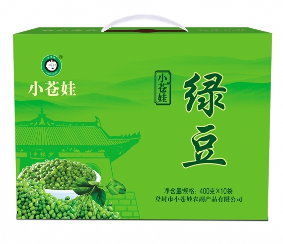 登封小苍娃公司为您介绍绿豆有哪些好处(一)