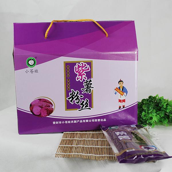 北京紫薯粉丝