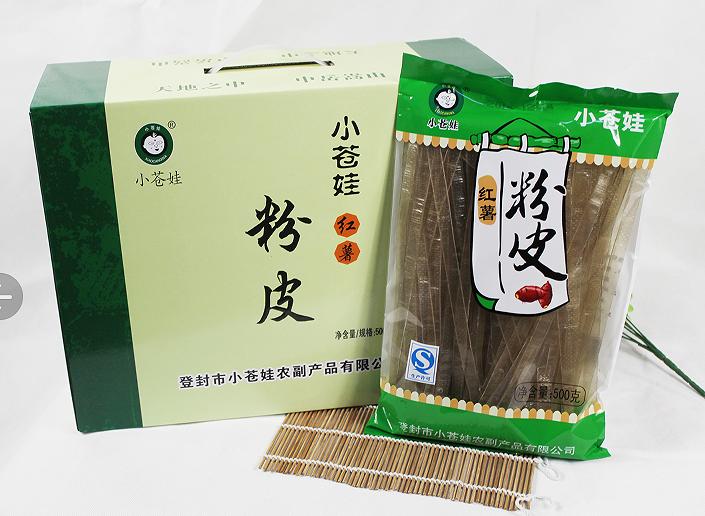 浙江粉皮(500克5袋)