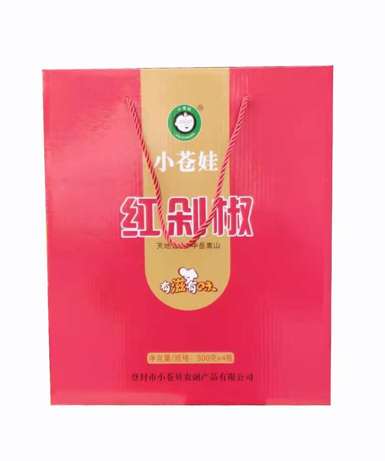 剁椒300克(4瓶)