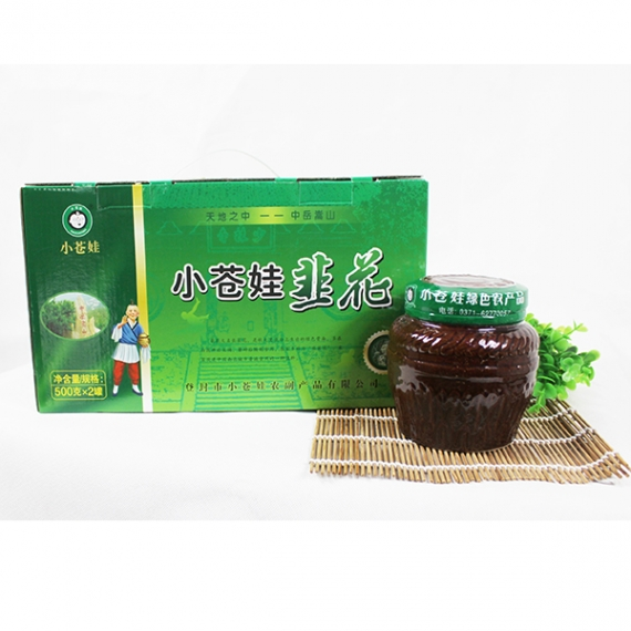 山东韭花(500克2罐)