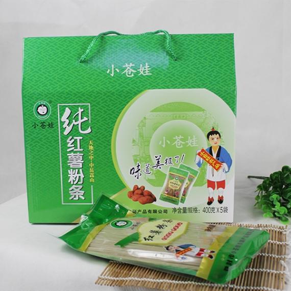上海纯红薯粉条