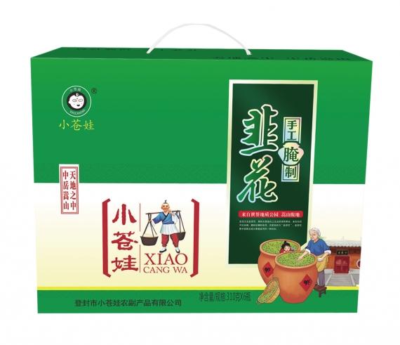 浙江韭花(310克6瓶)