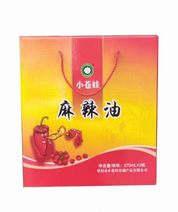麻辣油(270ml)3瓶