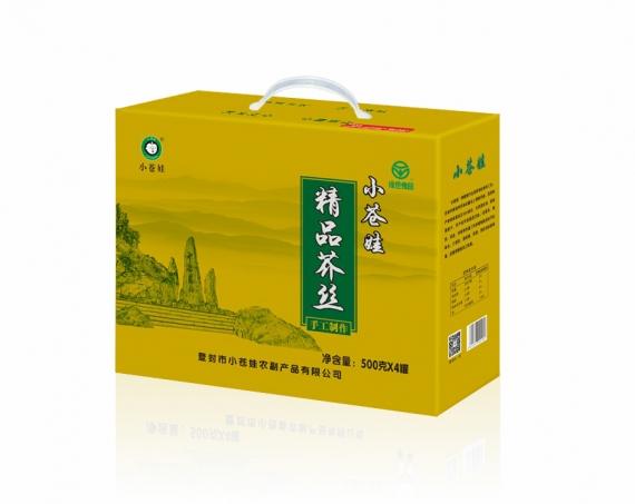 浙江精品芥丝500克4罐