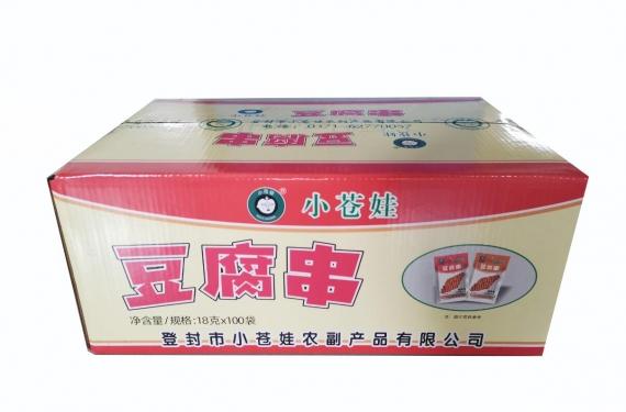 浙江豆腐串18克100袋