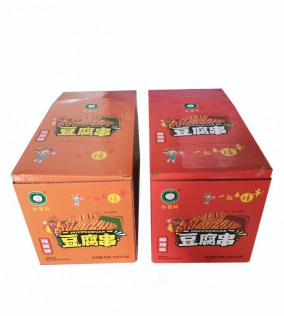 浙江豆腐串18克20袋
